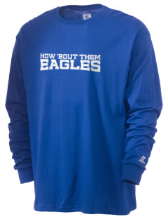 Glassell Park Elementary School Eagles  Russell Men's Long Sleeve T-Shirt