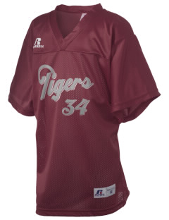 Grant Elementary School Tigers Russell Kid's Replica Football Jersey