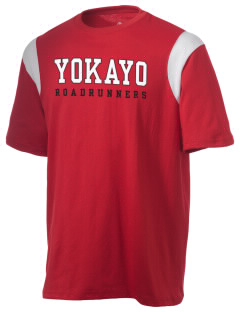 Yokayo Elementary School Roadrunners Holloway Men's Rush T-Shirt