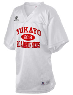 Yokayo Elementary School Roadrunners Russell Kid's Replica Football Jersey