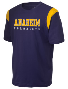 Anaheim High School Colonists Holloway Men's Rush T-Shirt