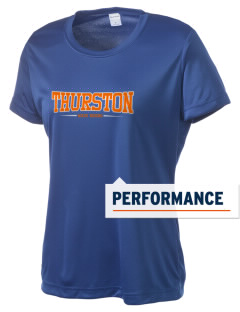 Thurston Middle School Seagulls Women's Competitor Performance T-Shirt