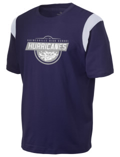 Gainesville High School Hurricanes Holloway Men's Rush T-Shirt