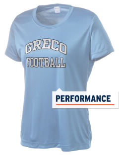 Greco Middle School Lion Cubs Women's Competitor Performance T-Shirt