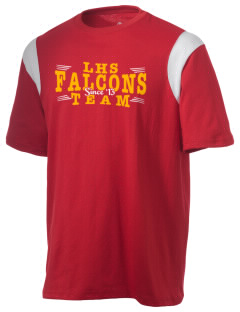 Leto Comprehensive High School Falcons Holloway Men's Rush T-Shirt