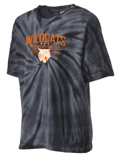 Winter Park Ninth Grade Center Wildcats Kid's Tie-Dye T-Shirt