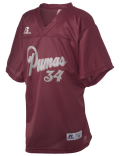 blendsin pumas Russell Kid's Replica Football Jersey
