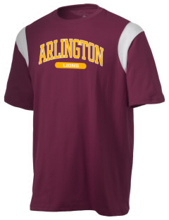 Arlington High School Lions Holloway Men's Rush T-Shirt