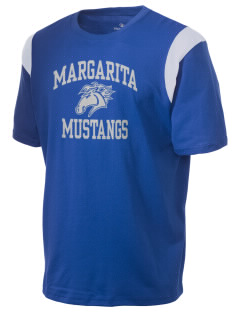 Margarita Middle School Mustangs Holloway Men's Rush T-Shirt