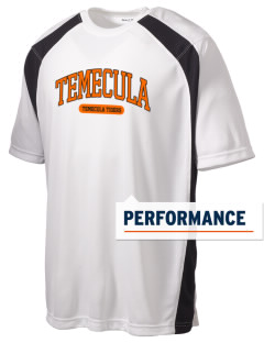 Temecula Elementary School Temecula Tigers Men's Dry Zone Colorblock T-Shirt