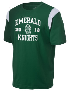 Emerald Middle School Knights Holloway Men's Rush T-Shirt