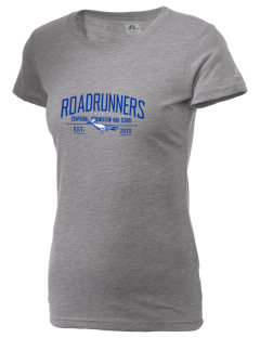 Chaparral Continuation High School Roadrunners  Russell Women's Campus T-Shirt