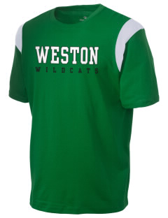 Weston Elementary School Wildcats Holloway Men's Rush T-Shirt
