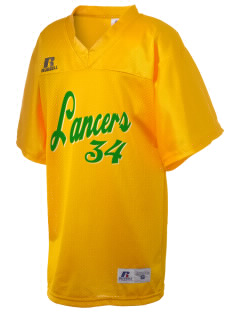 Laguna Middle School Lancers Russell Kid's Replica Football Jersey