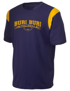 Buri Buri Elementary School Bobcats Holloway Men's Rush T-Shirt