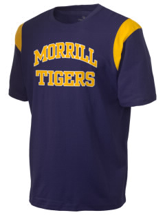 Morrill Middle School Tigers Holloway Men's Rush T-Shirt