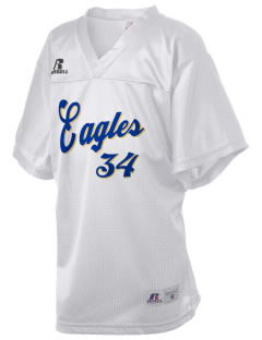 Cloverdale High School Eagles Russell Kid's Replica Football Jersey