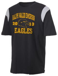 Ralph Waldo Emerson Junior High School Eagles Holloway Men's Rush T-Shirt