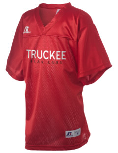 Truckee Elementary School Bear Cubs Russell Kid's Replica Football Jersey