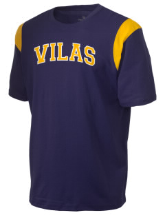 Vilas School Elementary Broncos - High School Raiders Holloway Men's Rush T-Shirt