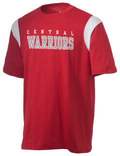 Central High School Warriors Holloway Men's Rush T-Shirt