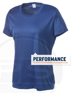 East Haven High School Yellow Jackets Women's Competitor Performance T-Shirt