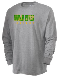 Indian River High School Indians  Russell Men's Long Sleeve T-Shirt