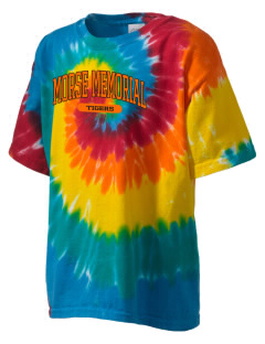 Morse Memorial Elementary School Tigers Kid's Tie-Dye T-Shirt