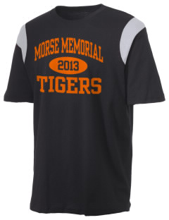 Morse Memorial Elementary School Tigers Holloway Men's Rush T-Shirt