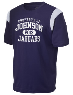 Johnson Elementary School Jaguars Holloway Men's Rush T-Shirt