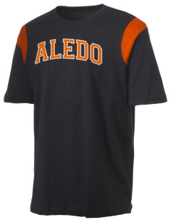 Aledo High School Bearcats Holloway Men's Rush T-Shirt