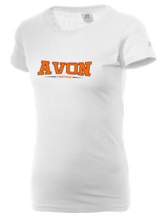 Avon Middle High School Panthers  Russell Women's Campus T-Shirt