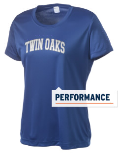 Twin Oaks High School Tiger Women's Competitor Performance T-Shirt