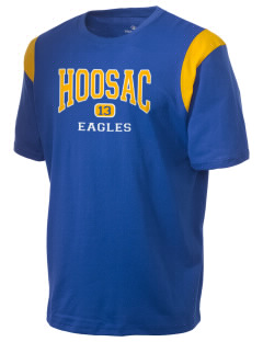 Hoosac School Eagles Holloway Men's Rush T-Shirt