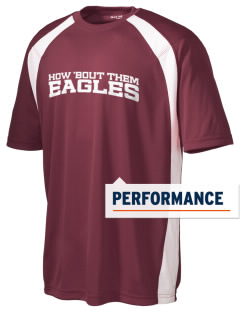 Lake Arrowhead Christian School Eagles Men's Dry Zone Colorblock T-Shirt