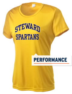 Steward School Spartans Women's Competitor Performance T-Shirt