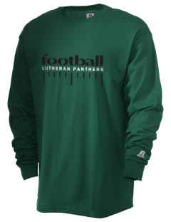 Lutheran High School Panthers  Russell Men's Long Sleeve T-Shirt