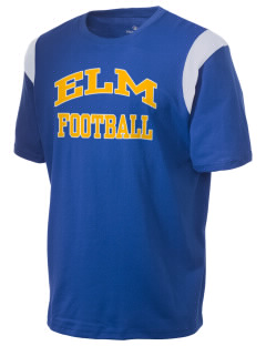 Elm Elementary School Bears Holloway Men's Rush T-Shirt
