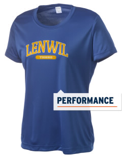 Lenwil Elementary School Tigers Women's Competitor Performance T-Shirt