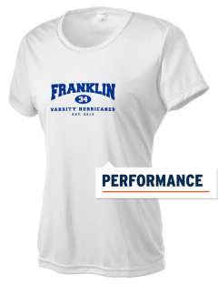 Franklin Middle School Hurricanes Women's Competitor Performance T-Shirt