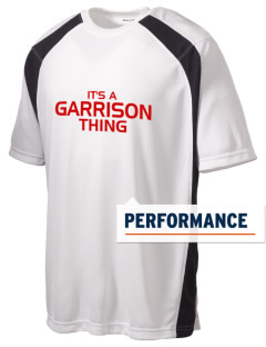 Garrison Elementary School Defenders Men's Dry Zone Colorblock T-Shirt