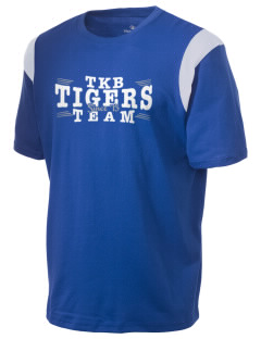 Thomas K Beecher Elementary School Tigers Holloway Men's Rush T-Shirt