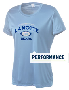 Lamotte Elementary School Bears Women's Competitor Performance T-Shirt