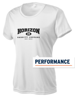 Horizon Middle School Jaguars Women's Competitor Performance T-Shirt