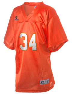 Murray Avenue Elementary School Tigers Russell Kid's Replica Football Jersey
