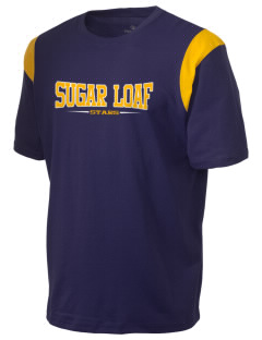 Sugar Loaf Elementary School Stars Holloway Men's Rush T-Shirt