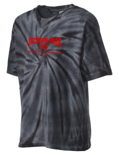 Jackson Park Elementary School Panthers Kid's Tie-Dye T-Shirt