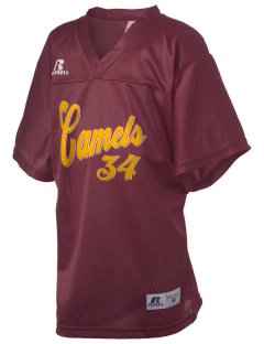 Atkins Middle School Camels Russell Kid's Replica Football Jersey