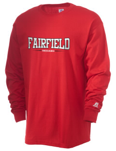 Fairfield High School Indians  Russell Men's Long Sleeve T-Shirt