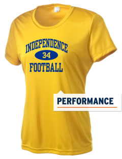 Independence Middle School Blue Devils Women's Competitor Performance T-Shirt